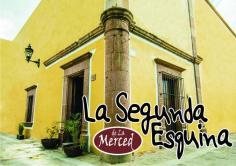 La segunda esquina, cafetería y restaurante ubicado en uno de los sitios más hermosos de la ciudad
